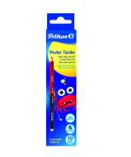 Pelikan 802170 – Box with 10 coloured pencils.