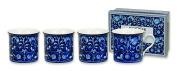 Heath McCabe Empress Ashmolean Maiolica Mug, Bone China, Blue