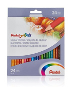 Pentel Colour Pencils