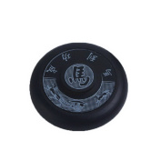 10cm Calligraphy Chinese Paiting Ink Stone with Lid Art Supplies