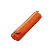 Sakura Colour cloud province temple Anterije leather pen case L Orange 044 571