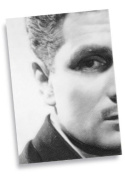 LAURENCE OLIVIER - ACEO Sketch Card (Signed by the Artist) #js003