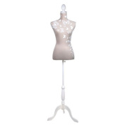 Art Deco Home - Clothes rail mannequin Butterflies 145 cm - 12460SG