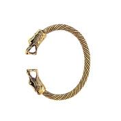 Handmade Pagan Viking Dragon Bracelets Bangles for Man and Women