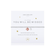 Joma Jewellery a little You Will Be Missed bracelet