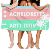 Beach Towel Life Is Better At The Beach Bachelorette Party Tote 2 200cm X 330cm Soft Lightweight Absorbent For Bath Swimming Pool Yoga Pilates Picnic Blanket Towels