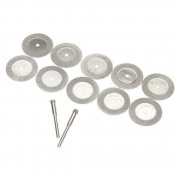 KOTiger Metal Diamond Cut Off Disc Wheel Rotary Tool Accessories