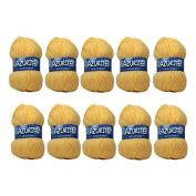 Distrifil – 10 x 50g balls of Azurite Distrifil 0030 Cheap 100% Acrylic Knitting Wool – 0030