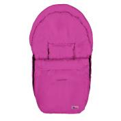 Altabebe Summer Footmuff for Car Seat, Pink