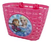 Cicli Bonin Unisex Cartoons Frozen Basket, Pink, 19 x 13 x 15 cm