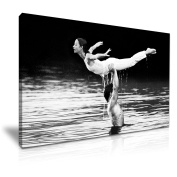 Dirty Dancing Movie Canvas Wall Art Picture Print 76x50cm