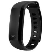 Sports smart bracelet blood pressure heart rate waterproof Bluetooth watch health men and women swimming record