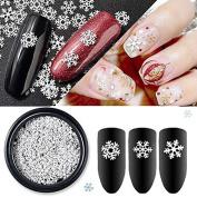 MZP 1pc Lolita Sequins White Nail Dotting Tool