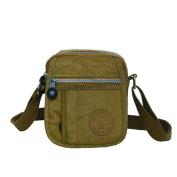 LeahWard® Women's Designer Cross Body Faux Leather Handbags Mini Across Body Bags 201