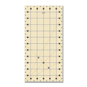 UESTA Acrylic Ruler Square Inch For Quilting Craft