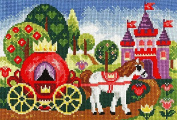 Fab Coach Chunky Cross Stitch Kit