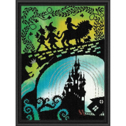 Bothy Threads Fairy Tales Counted Cross Stitch - Wizard of Oz