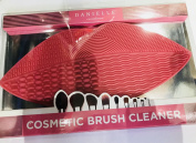 PINK LIPS SILICONE COSMETIC MAKE UP BRUSH CLEANING MAT by DANIELLE INTERNATIONAL