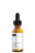 NIOD Survival 0 NETWORKED DEFENCE SYSTEM 30ml, Designed for nighttime use by all skin tones.