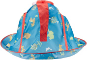Fostly Haircut Apron Hairdresser Cape Hair Cutting Cloak Umbrella Cape Barber Apron for Kids or Children Zoo Style