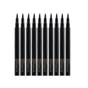 Cosmetic Thick Black Professional Eyeliner Pencil Waterproof Eyeliner Pencil Last For All Day Long