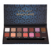 Beauty Pro 14 Colours Eye Shadow Makeup Pearl Metallic Eyeshadow Palette Makeup