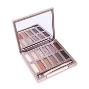 Baleba Mega Nudes Eyeshadow Palette 12 Colours Eyeshadows
