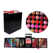 Pretty See Makeup Kit Professional Beauty Gift, Eyeshadow, Blush, Lip Gloss, Concealer and More, 177 Colours, 2
