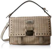XTI 85936, Women's Top-Handle Bag, Beige, 29x22x11 cm