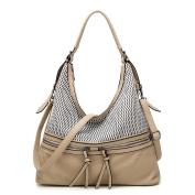 ANNE Tote Bags for Women Designer Cross Body Shoulder Bags for Work Travel Satchels