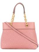 Tory Burch Women's 46164651 Pink Leather Handbag