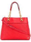 Tory Burch Women's 46164602 Red Leather Handbag