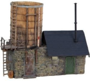 Lionel American Flyer Water Tower with Shed Train