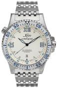 Xezo Men's Air Commando Japanese-Automatic Dive Luxury Watch