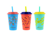 Reduce GoGo's Kids Cutiepie Tumblers, Perfect For On The Go Kids Drinks, 0.36L – 3 Pack