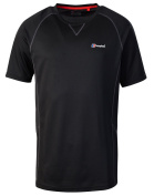 Berghaus Men's Tech 2.0 Crew Neck Shortsleeve T-Shirt