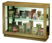 Howard Miller Marsh Bay Console Curio/Display Cabinet