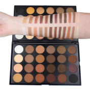 Eyeshadow Palette Shimmer, OutTop 48 Natural Colours Mate Glitter Bright Eyeshadow Set