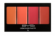 BYS Cream Blush Palette - Petal Pathway - 4 Shades