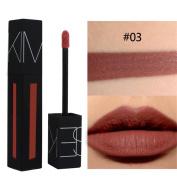 Poluck Matte Velvet Lipstick Moisturising SuperStay Matte Ink Liquid Lipstick Waterproof Long Lasting Durable Beauty Lip Gloss