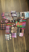 Wholesale Assorted Brand Name Cosmetics Makeup Lot - 50pcs