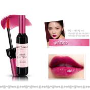 Poluck Sheer Lipstick Red Wine Bottle Designed Moisturising Smooth Waterproof Super Long Lasting Durable Liquid Lipstick Beauty Lip Gloss