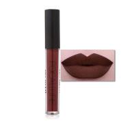 Poluck Super Lustrous Vivid Lipstick Shimmer Waterproof Long Lasting Durable Natural Moisturising Liquid Lipstick Beauty Lip Gloss