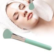 Facial Mask Brush, Mask Beauty Tool, Face Mud Mask Mixing Brush, Soft Silicone Facial Mud Applicator Mask Brush