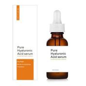 Amazing2015 pure hyaluronic acid serum skin care facial care hyaluronic acid moisturiser-100% Pure,Anti-Ageing Serum-Intense Hydration+Moisturiser,Non-greasy,Paraben Free
