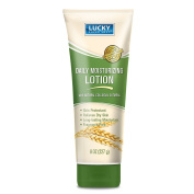 Lucky Super Soft Daily Moisturising Lotion Natural Oatmeal, 240ml