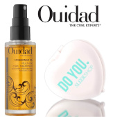 Ouidad MONGONGO Oil Multi-Use Curl Treatment (with Sleek Compact Mirror)