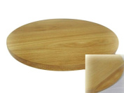 Round Pizza Board Circular Wooden Plate Chopping Board Cutting Serving Pizza solid wood - 50 cm - 20 inches