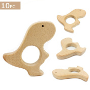 Best for baby Wooden Nursing Accessories Teething Toy Montessori Toys