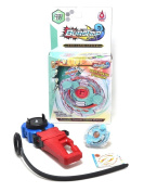 BURST-TOP TQ1 Beyblade style Spinning Top With hand launcher Bey Blade Beyblade style toy